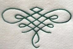 celtic #embroidery