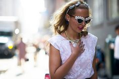 J'adore Fashion: New York Fashion Week | Street Style