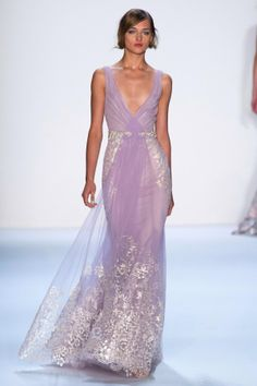 Badgley Mischka S/S 2014