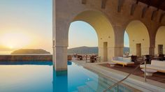 We are suckers for a good hotel pool and are guilty of making pool-centric decisions when it comes to where to stay. Suffice it to say that all of these hotel pools made the cut. Get ready to start planning your Summer vacations now or at the very least,