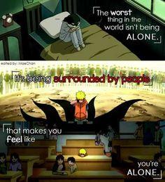 Anime Quote || Naruto Uzumaki