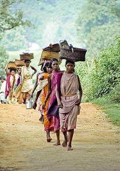Orissa : Chatikona #2 | Arrival of groups of Dongaria Kondh … | Flickr
