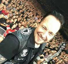 Michael Poulsen... Volbeat