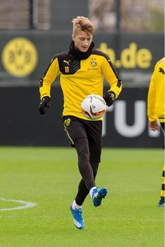 Bilder des BVB-Trainings am 17. November.