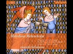 Ensemble Belladonna Worldes Blis Ne Last No Throwe Hevene quene, for ensemble (after the song 'Edi beo thu hevene quene') Miri it is while sumer ila. Ancient Music, Medieval Music, Medieval Art, Music Games, Music Songs, Westerns, Early Music, Late Middle Ages, Culture