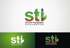 Soil and Topography Information, Inc. Logo by kaptenko