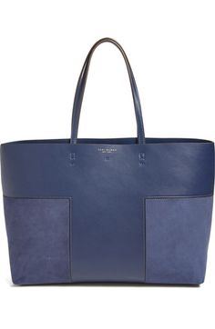 Tory Burch  Block T  Leather Tote available at  Nordstrom Bonded Leather a292312507d3d