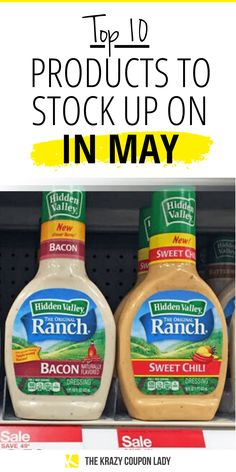 Top 10 Items to Stock up on in May Birthday Freebies, Money Magazine, Budget Organization, Budget Binder, In Season Produce, Sweet Chili, Coupon Binder, Electrical Wiring, Electrical Engineering