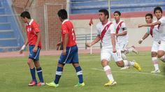 Selección Peruana: Sub 18 y Sub 15 se cobraron revancha ante Chile. #depor