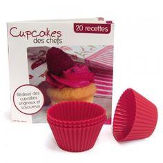 Pour fabriquer vos propres cupcakes à la maison !