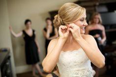 Wedding Hair, Stylist: Angie Williams - Texas Wedding  http://caratsandcake.com/aprilanddoug