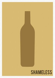 Shameless (2011-) ~ Minimal TV Series Poster by Marisa Passos #amusementphile