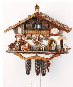 Cuckoo Clock by Howard Miller .