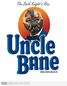 Uncle Bane Dark Rice