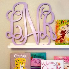 $18.99 | Unfinished Custom Scripted Monogram Wall Decor | Shop new boutique deals everyday on Jane.com