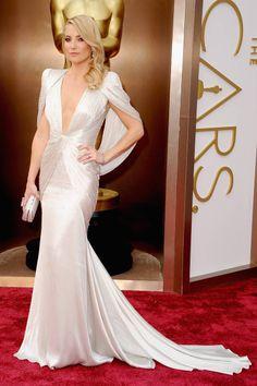 Kate Hudson - Versace. Best Dressed at the 2014 Oscars - Elle