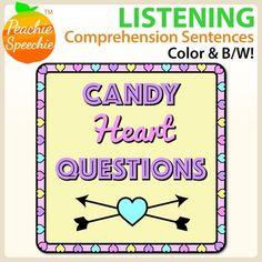valentine's day listening activity