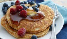...Red Lentil Breakfast Pancakes | Lentils.ca