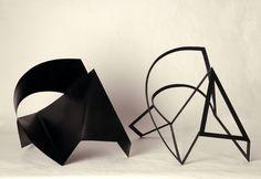 Dominica Sánchez -escultura