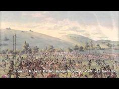 Les divertissements chez les Iroquoiens vers 1500 - YouTube