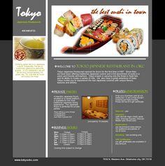 Tokyo Japanese Restaurant OKC