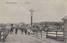 Kristianssand, Broen