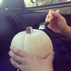Glow in the Dark Pumpkin DIY Tutorial