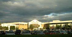 White Flint Mall, Rockville, Maryland.