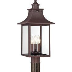 Quoizel CCR9010CU Chancellor Outdoor Lantern