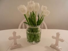 first+communion+party+decorations+ideas | The Lily Pad: My First Communion Decorations and Ideas: