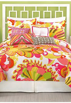 Trina Turk Coachella Bedding Collection #belk #bedding