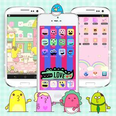 A little KAWAII in phone culture. http://ignition.co/7