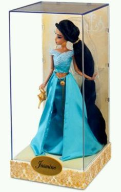Disney Limited Edition Designer Doll: JASMINE