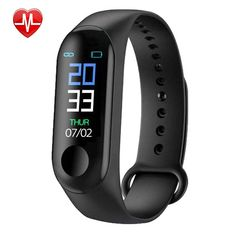 Competent Wristbands Hottest Sale As Elder Gift Multi-function Bluetooth Smart Bracelet With Heart Rate Blood Pressure Monitoring Smart Electronics Smart Wristbands