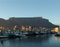 South Africa: Table Mountain Attracts More Tourists 7 Natural Wonders, Tourism Industry, Table Mountain, Global Economy, Online Tickets, Travel And Tourism, Countries Of The World, South Africa, Attraction