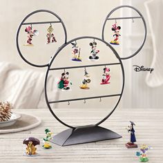I think I will need to go check this out! Disney Ornament Display Stand Special Offer | Hallmark Stores