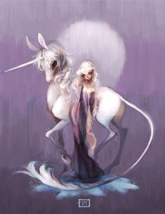 Lady Amalthea / The Last Unicorn