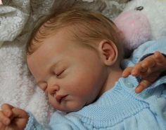 Beautiful Reborn Baby Girl Doll Tilda, Sold out sculpt, Christa Gotzen in Dolls & Bears, Dolls, Reborn, Reborn Dolls | eBay