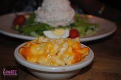 Jim 'N Nick's Mac 'N Cheese... YUMMMMM!!! (Crack 'N Cheese)