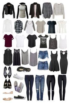 Year Round Capsule Wardrobe