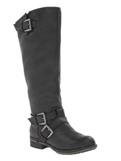 Affordable: Buckled Boots $79.95