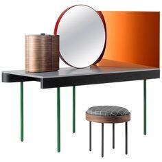 Chandlo Dressing Table Set Designed by Doshi Levien for BD Barcelona 1