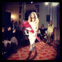 A'La Russe SS 2013 #alarusse, #vremenagoda, #fashionshow - @vremena_goda- #webstagram