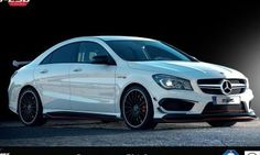 RevoZport tunes the Mercedes CLA