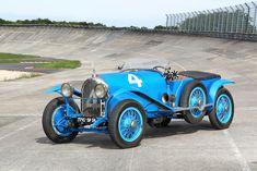 Ex Stalter - Brisson,1925 Lorraine Dietrich B3-6 Le Mans Torpedo Sport Chassis no. 122892 Engine no. 133111