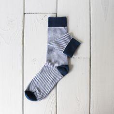 Dignitary Striped Socks