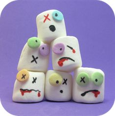 Marshmallow Zombies