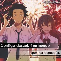 Shu Ouma World - IG: anime phrases anime phrases feelings koe no katachi Shoujo love ShuOumaGcrow - Sad Anime, Otaku Anime, Anime Love, Kawaii Anime, Anime Guys, Anime Art, A Silence Voice, Anime Triste, Really Love You