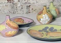 Pentik Studio: Organic shapes, cheerful colors.