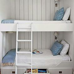 Small room? Rip out an old closet!! ;)